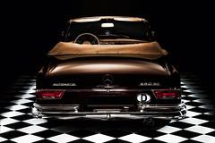Mercedes-Benz W111 250SE (Savransky Alexey) Tags: auto cars car germany mercedes benz automobile vehicles mercedesbenz automatic 1967 luxury fullsize sclass w111 fintail 250se
