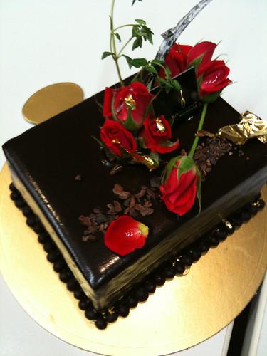 パティスリー・カー・ヴァンソンのケーキ