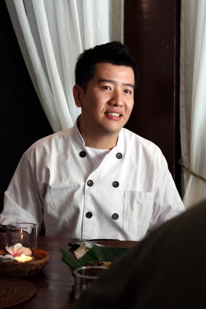 Chef Yau Chan
