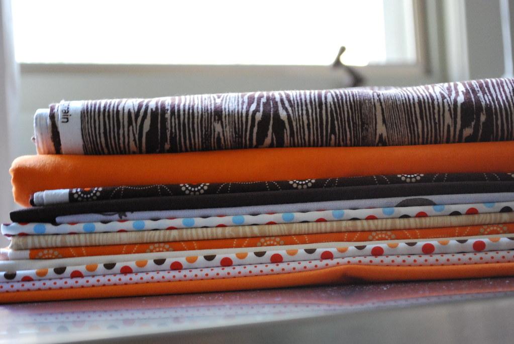 Big Boy Quilt- Fabric