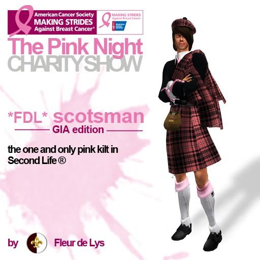 FDL Scotsman GIA Edition