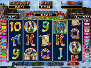 Mystic Dragon slot game online review