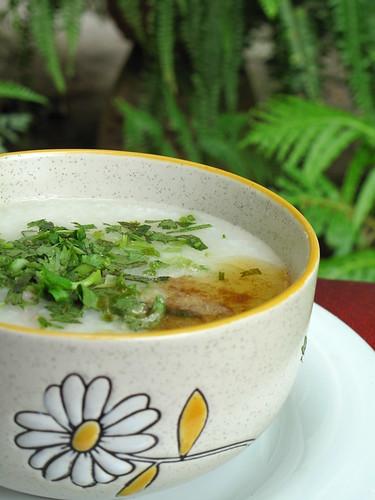 IMG_2305 Chicken and  Carrot porridge , 萝卜鸡粥