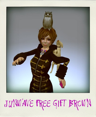 junwave free brown