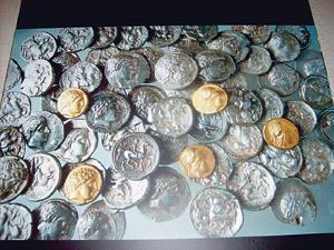Bulgarian coin hoard