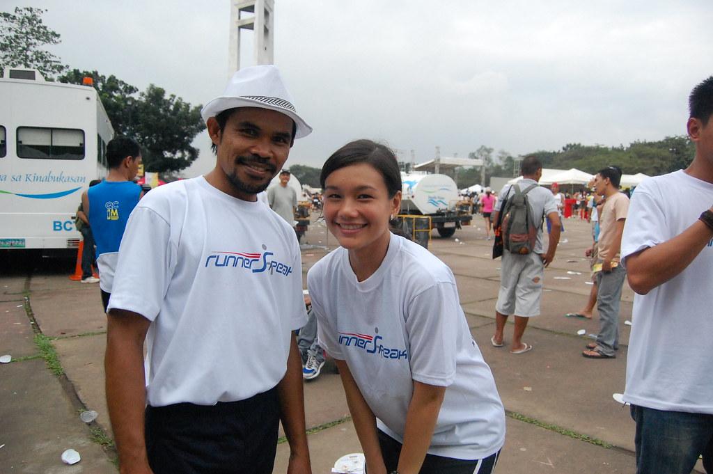 Manny Paksiw and Joanne Ignacio