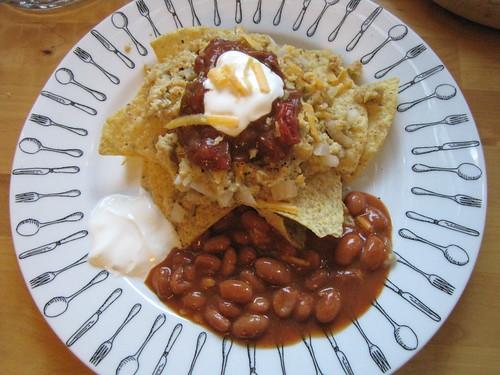 More vintage cookin': Huevos con Queso