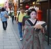 Chance encounter (tokyoshooter) Tags: leica japan tokyo kyoto maiko m8 gion m9 mameharu