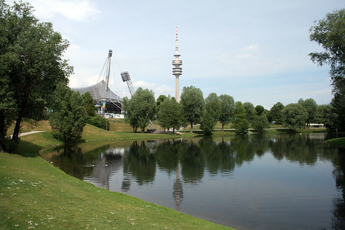 Am Olympiasee