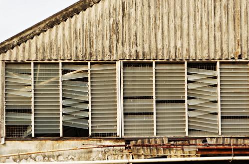 Window pane patterns