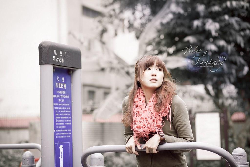 [Christine]紫色幻想