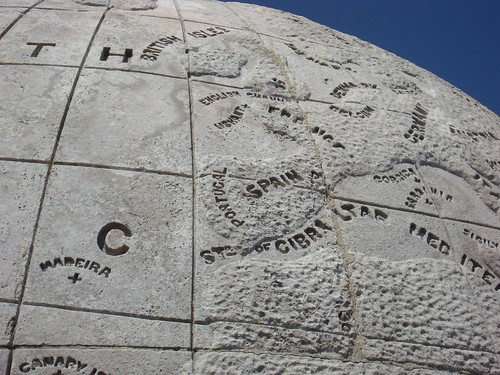 Durlston's Great Globe