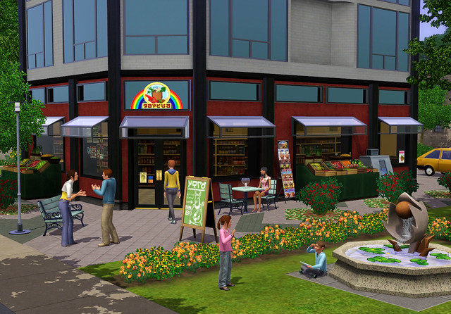 The Sims 3 Town Life Stuff (Info, Images & More) 5838693969_fa44263bf6_z