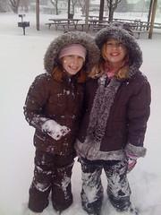 Maddie Kurt and Maddie Kohne