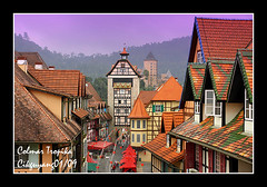Colmar Tropicale, A French-themed Resort-Bukit Tinggi,Malaysia.
