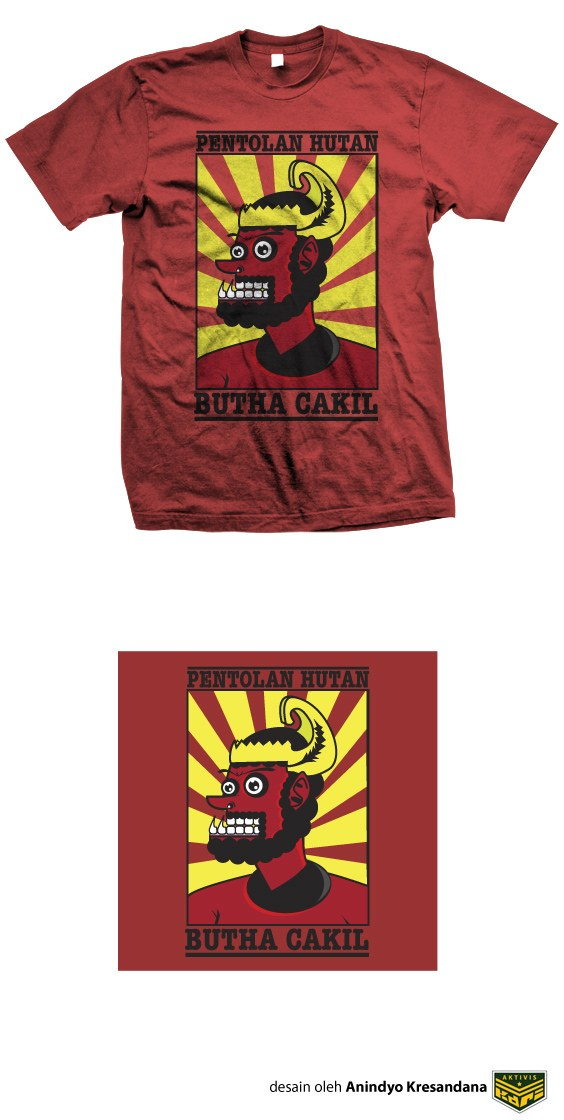 T-Shirt Anindyo Kresandana2-1