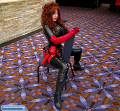 Anna Mercury (BelleChere) Tags: costume cosplay warrenellis bellechere annamercury