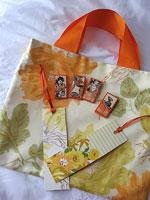 a.a. milne's biirthday<p>Orange Bag of Reading Goodies