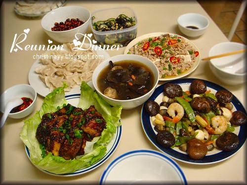 Reunion Dinner 2009