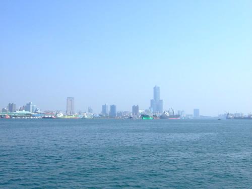 高雄港內一景_01