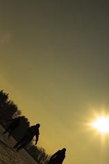 der Sonne entgegen (Martin.Matyas) Tags: winter canon canonef50mmf18 eos400d grosshart