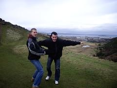 2009, 01, Janvier, Edinburgh, Arthur's Seat (3)
