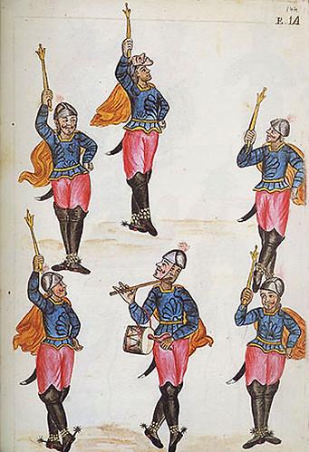 005---Códice Trujillo-Danza de los doce pares de Francia-T2-E144