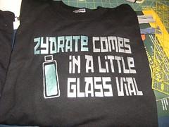 Zydrate Shirt 3