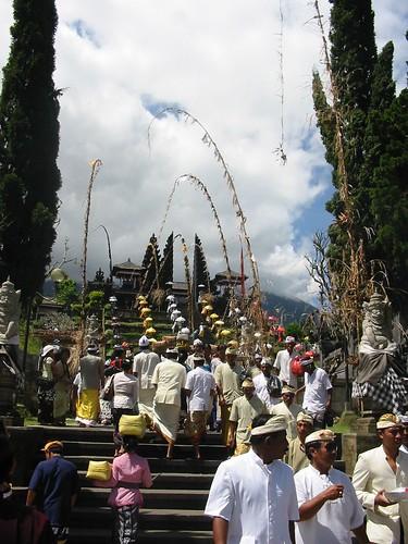 Indrukwekkende ceremoniestoet