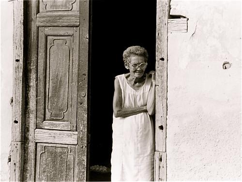 Old Woman, Trinidad Cuba 2002