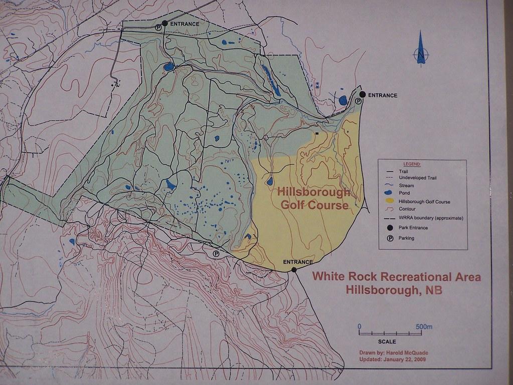 WRRA map
