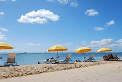 waikiki beach (chibirashka) Tags: ocean hawaii waikikibeach