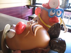 Mr.Potatohead