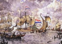 De vloot voor Amsterdam-021 (vroomshoop.com) Tags: holland netherlands nederland overijssel dorp vroomshoop kassusa twenterand jankassies