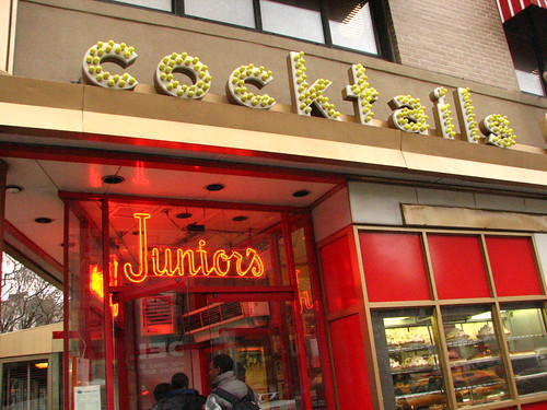 Junior's Restaurant - Brooklyn, NY