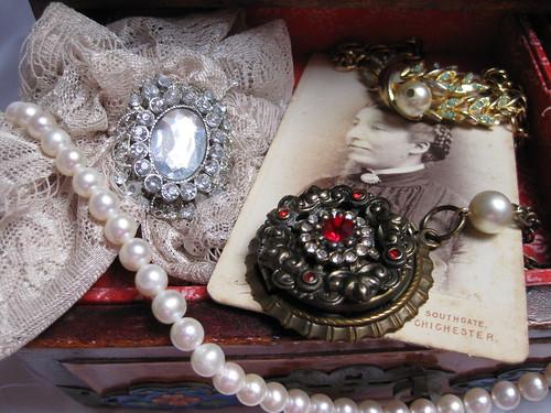 Grandma's jewellery box