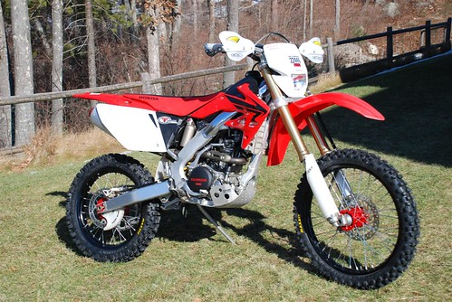 Throttle gettin stuck? - CRF's Only Forums
