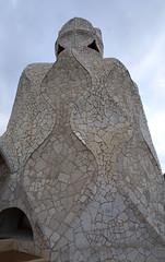 DSC_0056 (Bianca Denise) Tags: barcelona roof gaudi casabatll