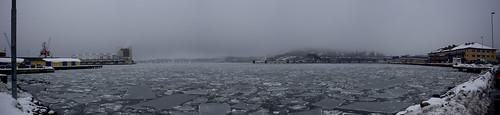 Silokaia - Panorama - Foggy