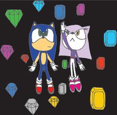Sonic & Blaze Transform - Amber A