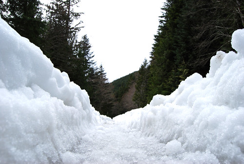 6 - Snow Trench