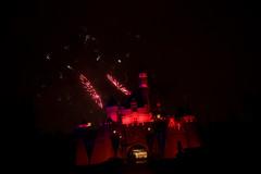 DLR_Day3_703 (Jessica P.C.) Tags: fireworks disneyland sleepingbeautycastle rememberdreamscometrue