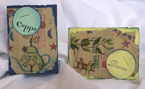 Japanese Paper ATCs
