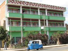 Hotel Ethiopis, Axum