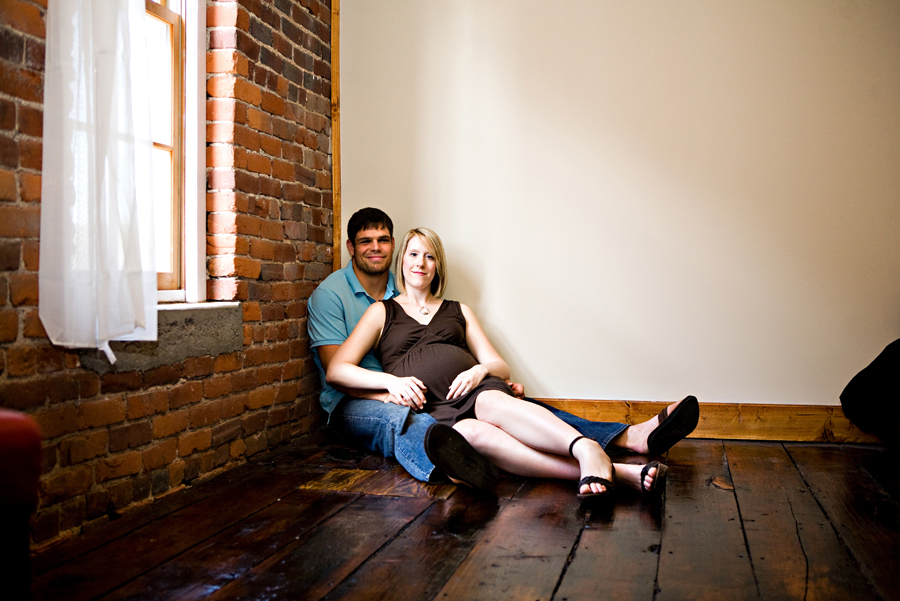 Rhiannon and Bert~ Expecting