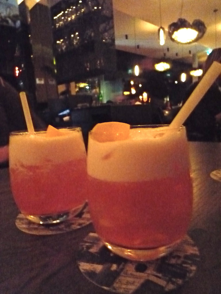 Aperol sours