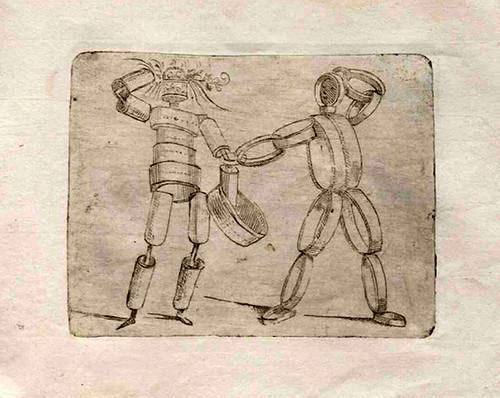 012-Bizzarie di varie figure de Braccelli 1624