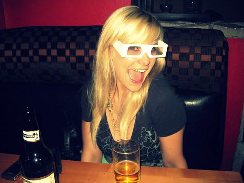 Kelli in 3D!