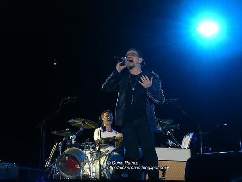 U2 @ Stade de france 2009