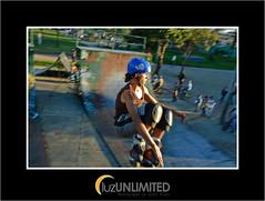 Flying - Volando (BunyipCatcher) Tags: colombia bogotá skater inlineskating cundinamarca scottviney lpfloating